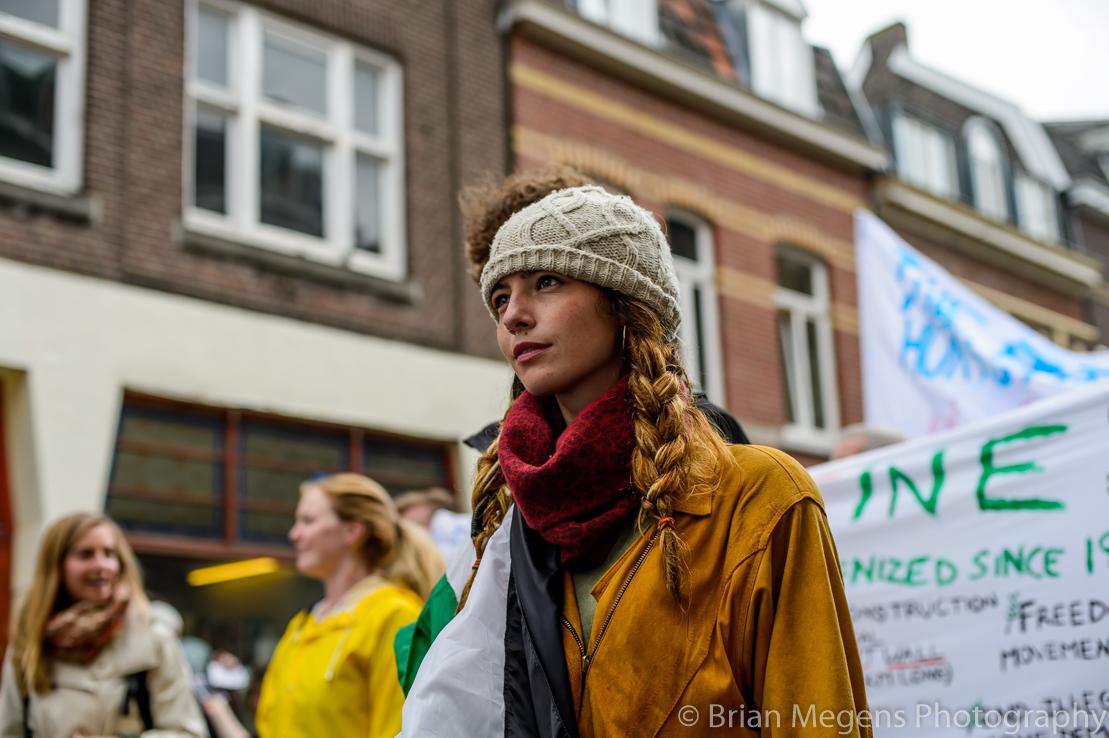 Pro Equality Demonstration