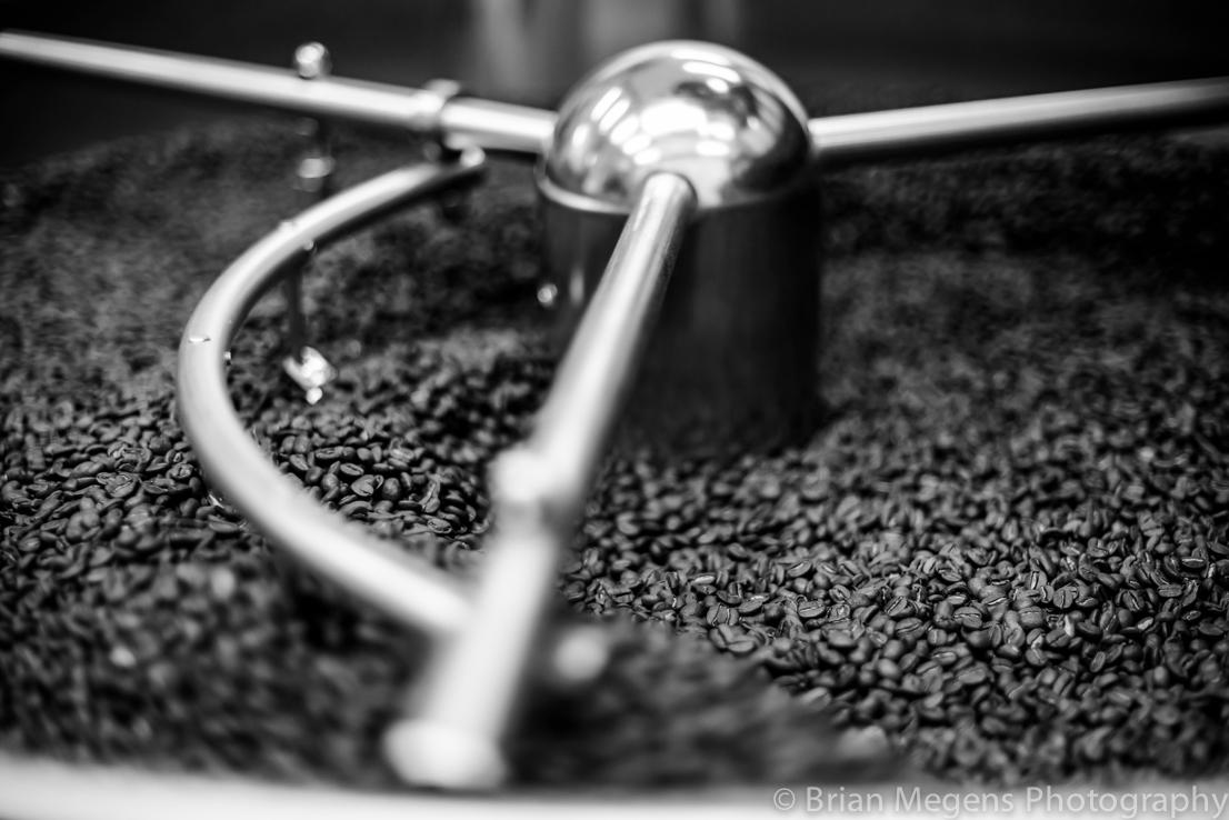 Craft of Coffee, Bean Roasting at Dutch Barista Coffee