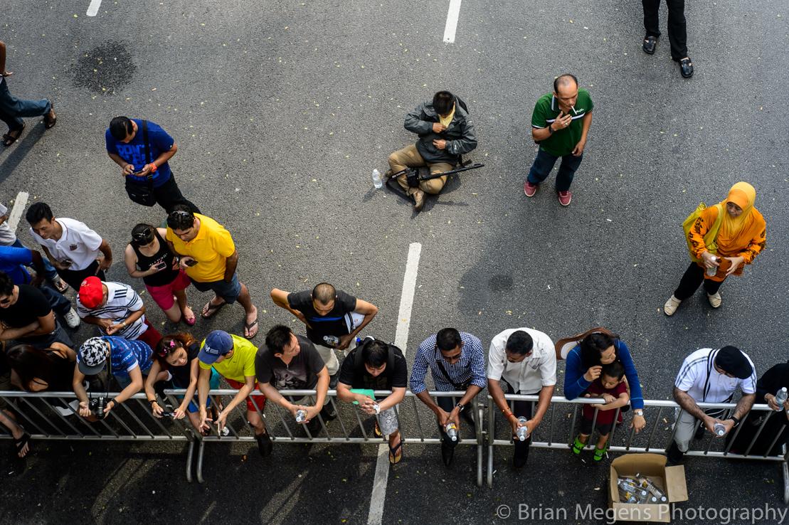 Kuala Lumpur City Race, Formula GP
