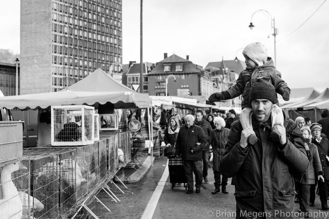 La Batte, Sunday Market Liège