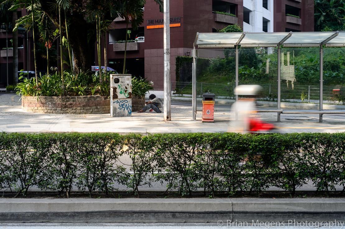 The Homeless of Kuala Lumpur