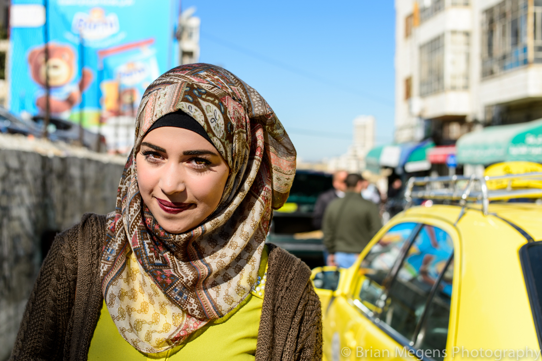 Nahwand, a MA Media studies student at Birzeit University.