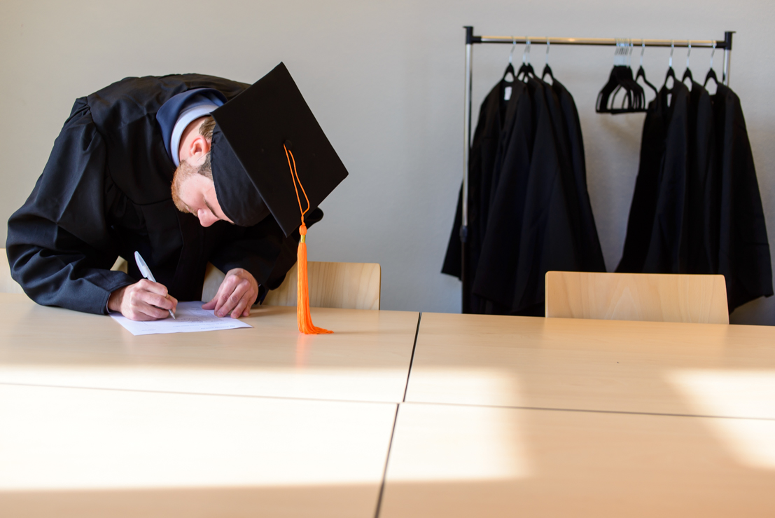 Graduation MSc Global Supply Chain Management & Change Maastricht University