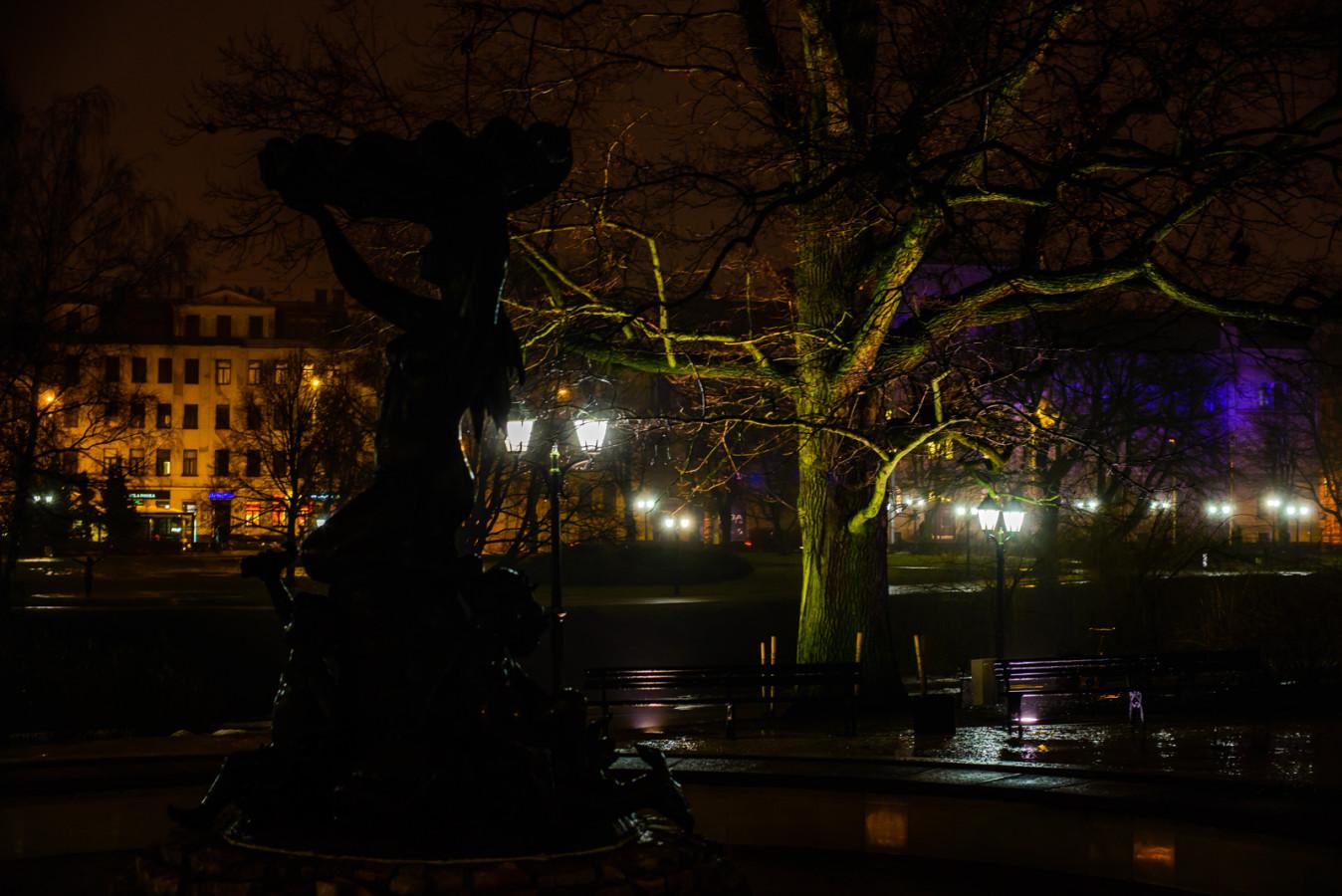 Riga by Night