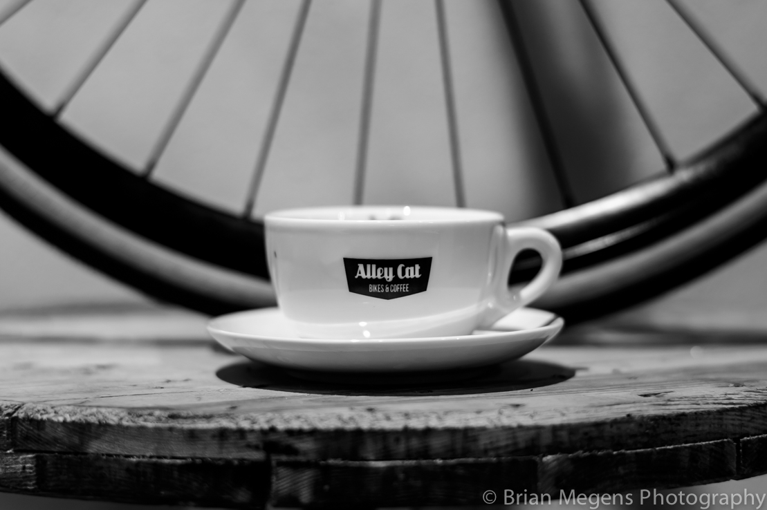 © Brian Megens & Alley Cat Bikes & Coffee